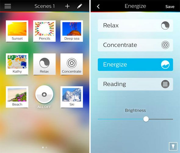 Light Your Home the Smart Way With Philips Hue hue iphone