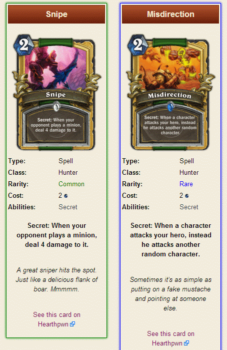 Hunter Secrets