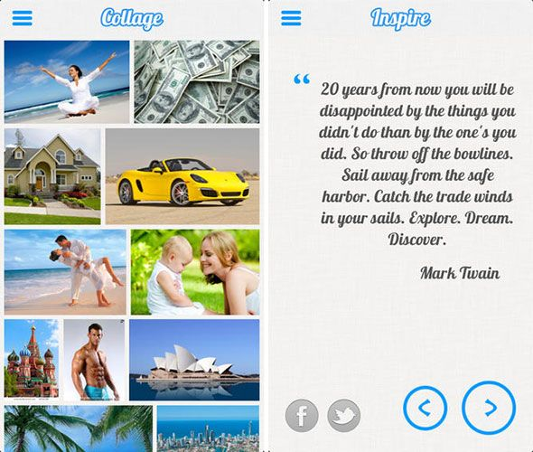 Plan & Achieve Your Dreams With These iOS Bucket List Apps iwish2
