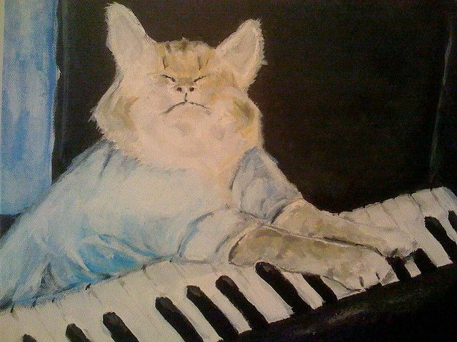 keyboard-cat-painting
