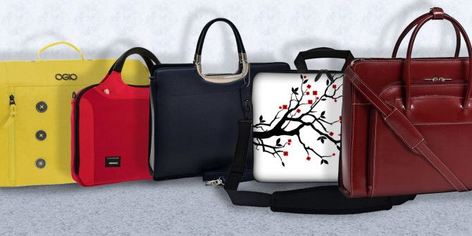 Portable Computing In Style: 5 Fashionable Laptop Bags
