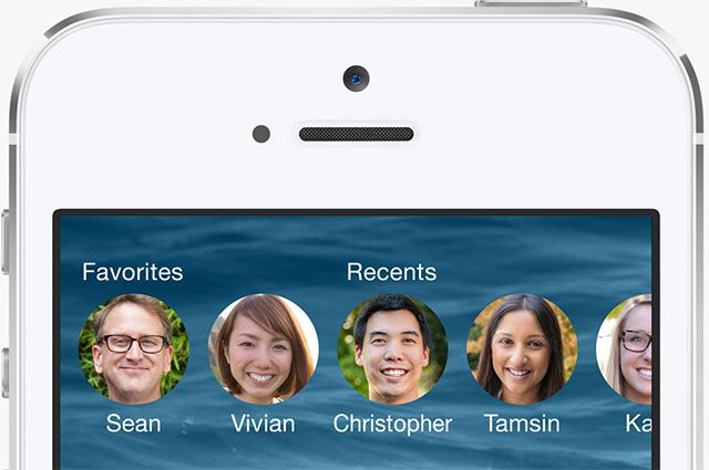 What's New In iOS 8? multitask