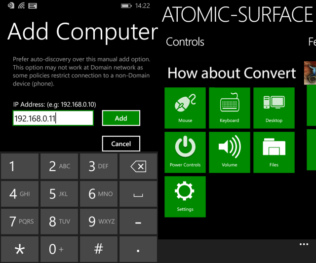 muo-wp8-remotes-pcremote-controls