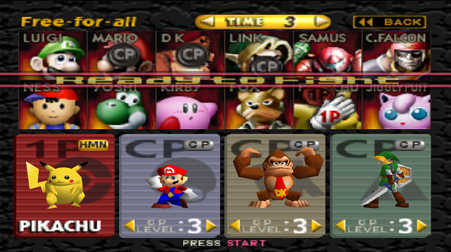 From N64 To Wii U The Story Of Nintendo S Super Smash Bros