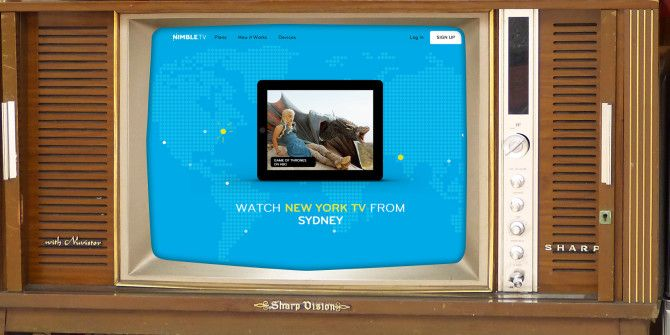 Cord Cutters: Watch Live TV Online With NimbleTV – Even Cable!