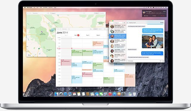 "What's New In OS X 10.10 ""Yosemite""? osx ui1"
