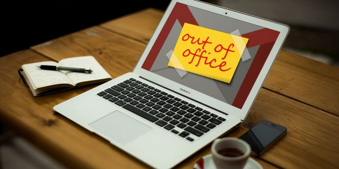 How to Set Up an Email Out of Office Responder Before You Go on a Trip