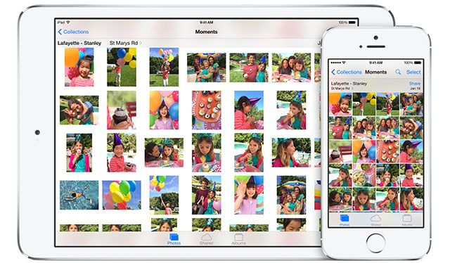 What's New In iOS 8? photos