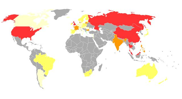 privacy-world-map