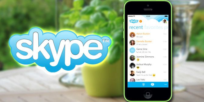Skype 5.0 Gets a Complete Overhaul for the iPhone