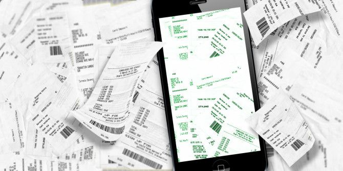 Scan & Manage Your Receipts, Save Space, Paper & Time