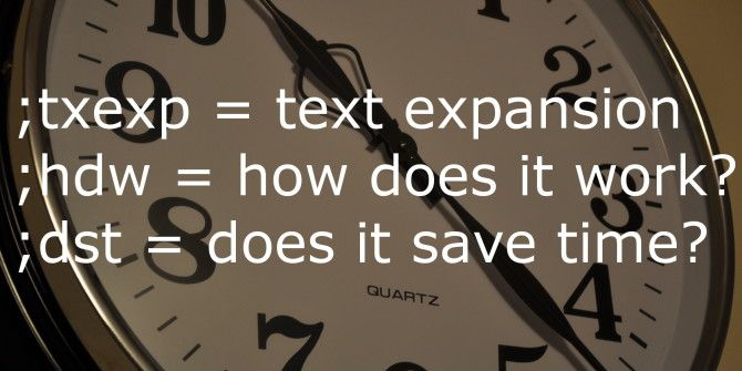 What Is Text Expansion & How Can It Help You Save Time?