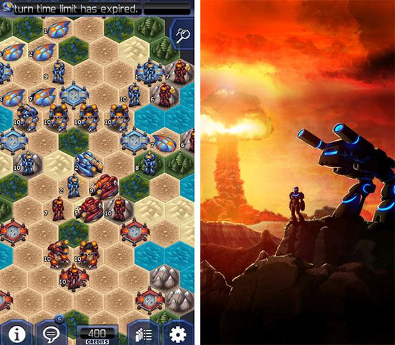 10 Awesome Cross-Platform Mobile Multiplayer Games You Need To Play uniwar
