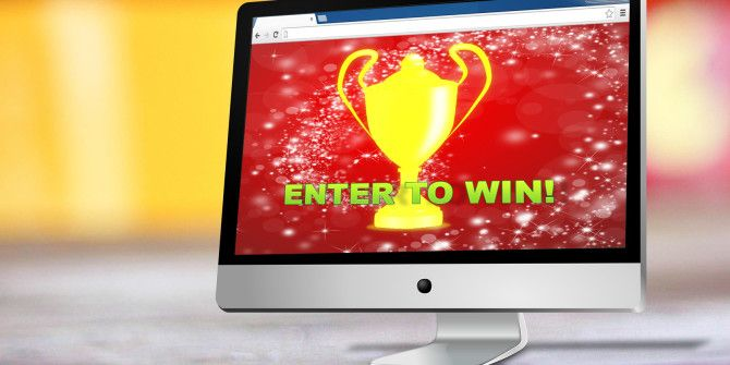 How To Run A Successful Competition On Your Website