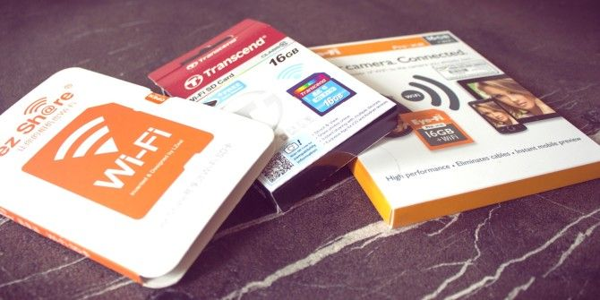WiFi SD Cards: Comparison Review and Giveaway