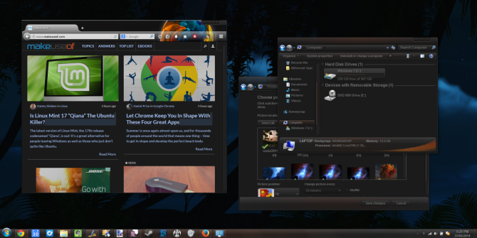 10 Dark Windows Themes & Skins To Reduce Eye Strain