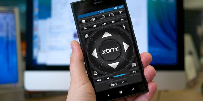 4 Media Center Remote Apps For Windows Phone 8
