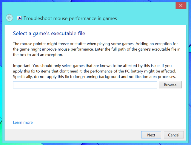 Easily fix these common windows 81 frustrations windows 81 reduce game mouse lag publicscrutiny Image collections