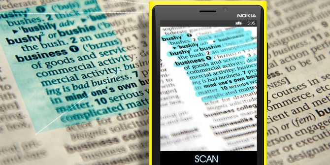 How To Go Paperless With Windows Phone 8