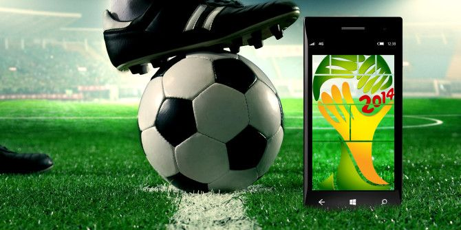 Get Live Scores & Stream The World Cup 2014 On Windows Phone 8