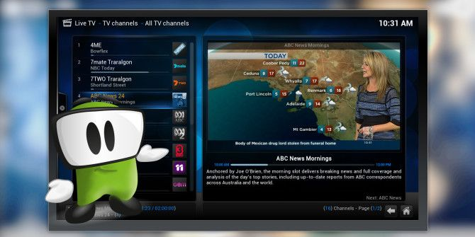 How To Stream Live TV To Your XBMC