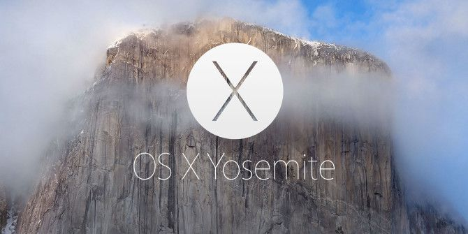 "What's New In OS X 10.10 ""Yosemite""?"