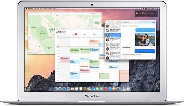 Why You Shouldn't Install The iOS 8 and OS X 10.10 Betas yosemite