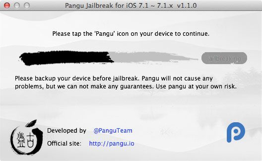 How To Jailbreak iOS 7.1.x & Install Cydia With Pangu 2