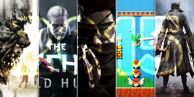 5 Games That Will Make 2015 Gaming's Best Year Ever