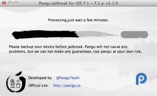 How To Jailbreak iOS 7.1.x & Install Cydia With Pangu 3