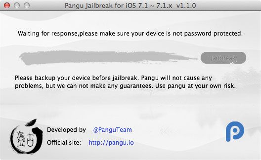 How To Jailbreak iOS 7.1.x & Install Cydia With Pangu 4