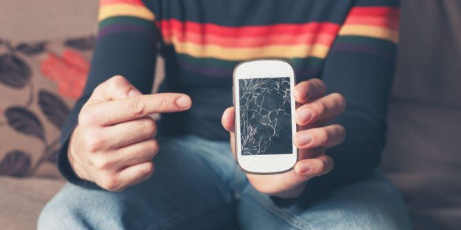 Cracked Your Screen? 7 Things to Do About Your Broken Phone Screen