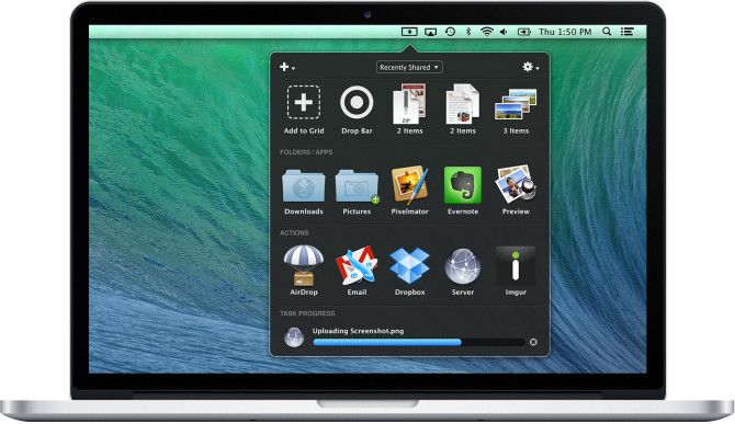 Dropzone 3 Turbocharges Your Mac With Drag & Drop Actions