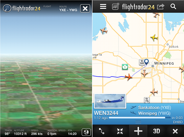Flight Radar 4