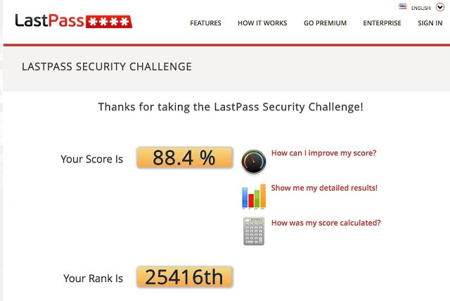 The Complete Guide to Simplifying and Securing Your Life with LastPass and Xmarks LastPass Chapter6 lastpass security check