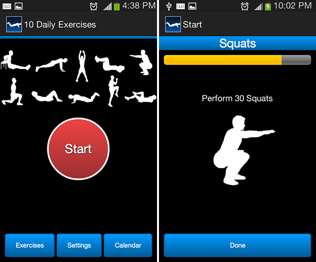 Stay Fit The 5 Best Quick Workout Apps For Android