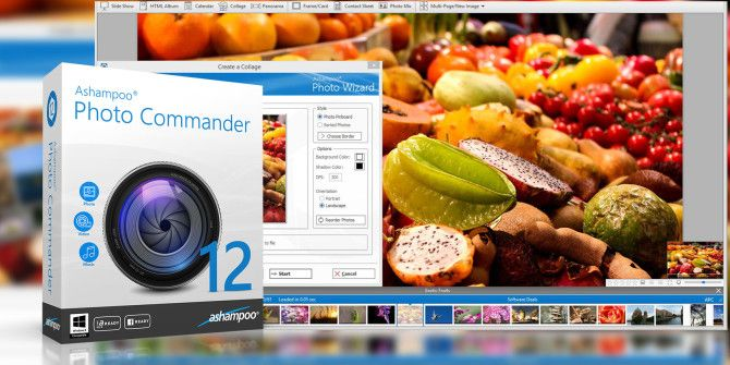 Edit, Create, And Enjoy Your Photos With Ashampoo Photo Commander 12