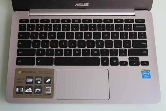 ASUS Chromebook C200MA-DS01 Review and Giveaway asus chromebook c200ma review 5