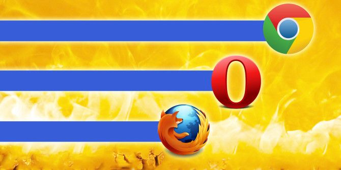 Browser Wars: Firefox vs. Chrome vs. Opera, The Definitive Benchmark