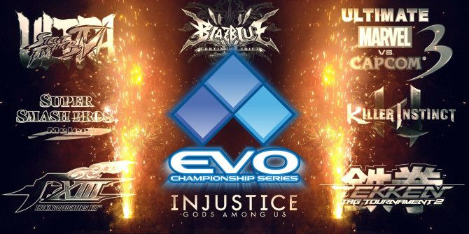 Missed EVO 2014? 6 Matches You Need To See