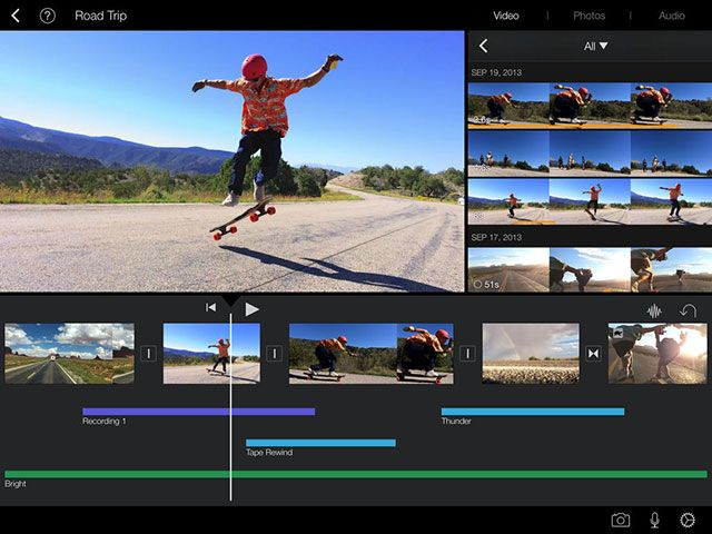 iPad/iPhone Video Editors And Tools: These Are Your Best Options imovie