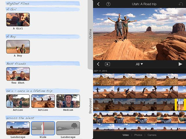 iPad/iPhone Video Editors And Tools: These Are Your Best Options imovie2