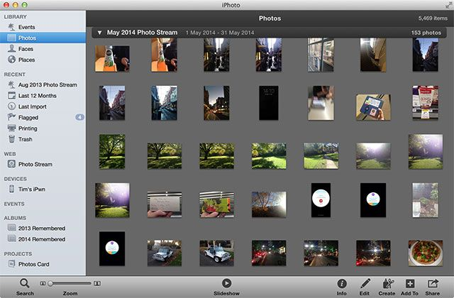 Some Of The Best Mac Software Comes Pre-Installed iphoto1