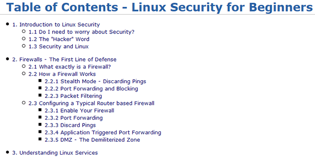 learn-linux-websites-linux-security-for-beginners
