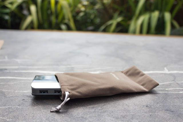 lumsing portable battery pack - case