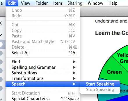 Your Mac Can Read Any Text To You, Here's How