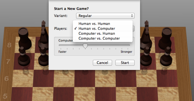 Some Of The Best Mac Software Comes Pre-Installed macchess