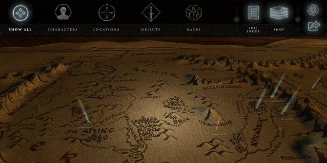6 Tolkien Apps For The Middle-Earth Obsessed
