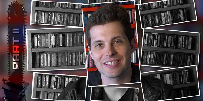 Interview With Mike Matei Of Cinemassacre Part 2 – The Future