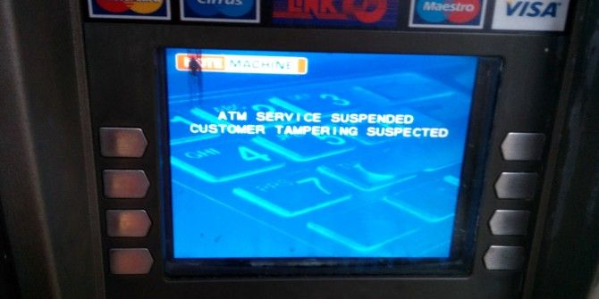 How to Spot a Compromised ATM & What You Should Do Next